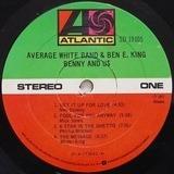 Benny and Us - Average White Band & Ben E. King