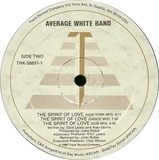 The Spirit Of Love - Average White Band Featuring Chaka Khan And Ronnie Laws