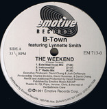 The Weekend - B-Town, Lynette Smith
