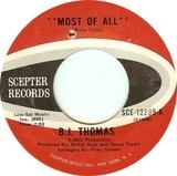 Most of All - B.J. Thomas
