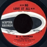 No Love At All - B.J. Thomas