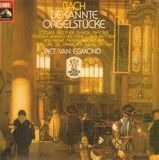 Bekannte Orgelstücke - Bach