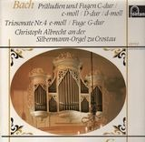 Christoph Albrecht An Der Silbermannorgel Zu Crostau - Bach