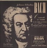 Concerto in C Major for Two Cembalos and Orchestra - Bach