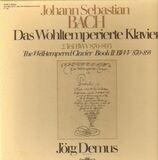 Das Wohltemperierte Klavier 2. Teil BWV 870-893 - Bach (Demus)