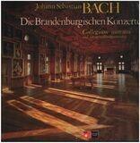 Die Brandenburgischen Konzerte; Collegium aureum auf Originalinstrumenten - Bach