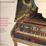Konzerte für zwei, drei und vier Cembali (Mendi Rodan) - Bach