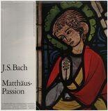 Matthäus Passion,, Rotterdamer Kammerorch, Piet van Egmond - Bach