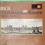 Brandenburgische Konzerte Nr. 2 & 3 / Orchestersuite Nr. 3 - Bach