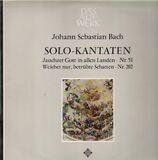 Solo-Kantaten (Giebel, Andre) - Bach