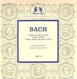Toccata und Fuge in d-moll, Toccata in F-dur - Bach