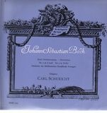 Zwei Orchestersuiten - Ouvertüren Nr.2 in h-moll Nr.3 in D-dur - Bach