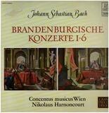 Brandenburgische Konzerte 1-6 - Bach