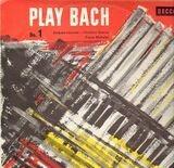 Christian Garros - Pierre Michelot - Play Bach No.1 - Bach / Jacques Loussier