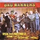 Special 'R 'n' B' Party Four E.P. - Bad Manners