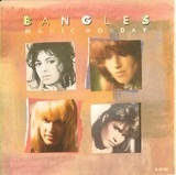 Manic Monday/In A Different Light - Bangles