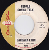 Its Better To Have It / People Gonna Talk - Barbara Lynn