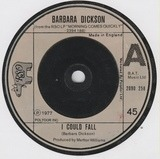 I Could Fall - Barbara Dickson