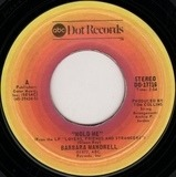 Hold Me / This Is Not Another Cheatin' Song - Barbara Mandrell