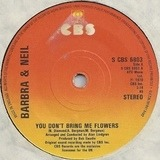 You Don't Bring Me Flowers - Barbra Streisand & Neil Diamond