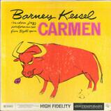 Modern Jazz Performances From Bizet's Opera Carmen - Barney Kessel
