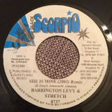 She Is Mine - Barrington Levy & Stretch