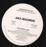 Vice Versa Love - Barrington Levy