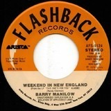 Weekend In New England / Can't Smile Without You - Barry Manilow