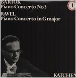 Piano Concerti No.3; in G major - Bartok, Ravel / Katchen