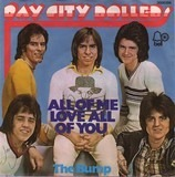 All Of Me Loves All Of You - Bay City Rollers