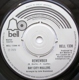 Remember - Bay City Rollers
