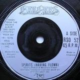 Spirits (Having Flown) / Wind Of Change - Bee Gees