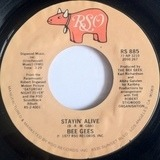 Stayin' Alive / If I Can't Have You - Bee Gees