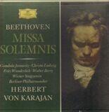 Missa Solemnis D-Dur op. 123 - Beethoven
