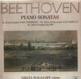 Piano Sonatas, Magaloff - Beethoven
