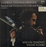Sonatas and Variations For Cello and Piano complete - Beethoven