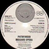 Pathfinder - Beggars Opera