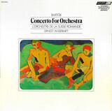 Concerto For Orchestra - Béla Bartók — Leonard Bernstein , The New York Philharmonic Orchestra