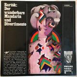 Der Wunderbare Mandarin Und Divertimento - Béla Bartók