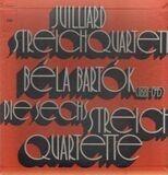 Die Sechs Streichquartette - Bela Bartok