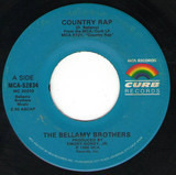 Country Rap / One Too Many Times - Bellamy Brothers
