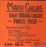 Maria Callas - Gala Operatic Concert - Bellini, Verdi, Rossini, Puccini