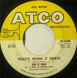 That's When It Hurts - Ben E. King