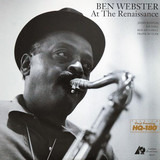 At the Renaissance - BEN WEBSTER