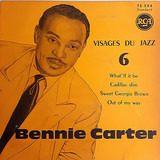 Visages Du Jazz N°6 - Benny Carter , The Chocolate Dandies