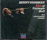 Live At Carnegie Hall 40th Anniversary Concert - Benny Goodman