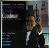 The King Of Swing - Complete 1937 Jazz Concert No. 2 - Benny Goodman