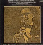Live At The International World Exhibition, Brussels 1958 The Unissued Recordings - Benny Goodman and His Orchestra