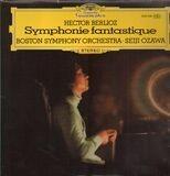 Symph fantastique,, S. Ozawa, Boston Symph Orch - Berlioz