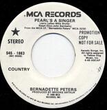Pearl's A Singer - Bernadette Peters